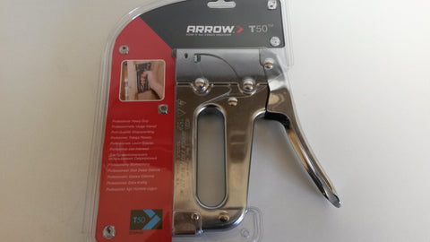 Arrow t 50 heavy duty stapler