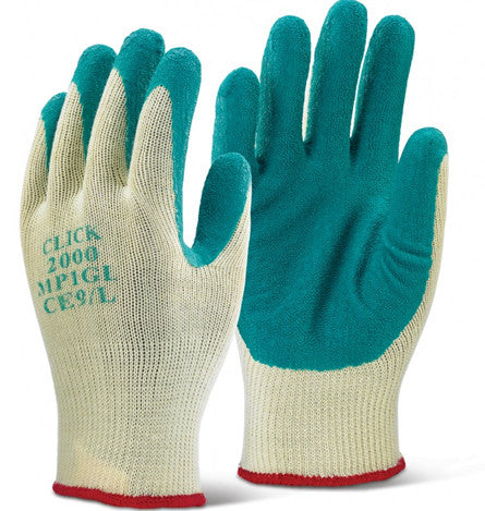 Click 2000 Multi Purpose Gloves 10PK