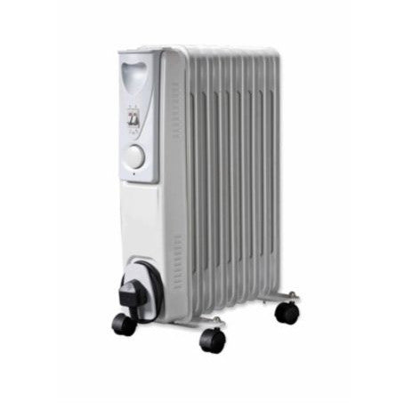 Lloytron 2000W 9-Fin Oil Radiator