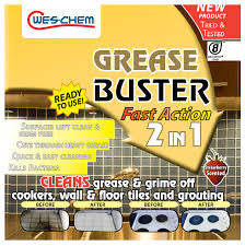 Grease buster wes-chem 750ml