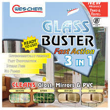 Glass buster wes-chem 750ml
