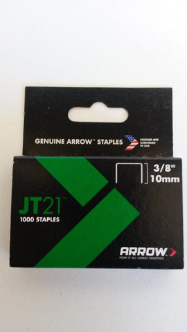 arrow jt21 staples 10mm