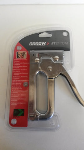 Arrow jt21 stapler