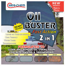 Oil buster wes-chem 750ml