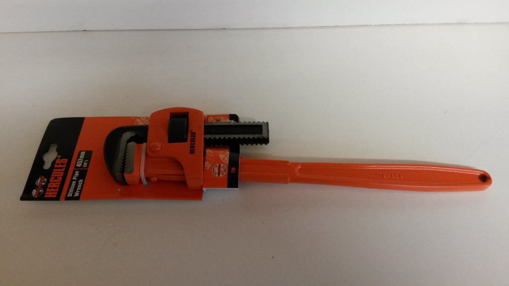 Hercules stillson pipe wrench 18