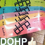 The  Five Flavor Fresh Skateboards: one of the Skateboards by DOHP, get it now from the Decorate Our Home Planet Store! We plant 3 Trees for every item sold! - 1