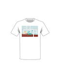 The White / Extra Small 3 Warriors: one of the Tree-Shirts by DOHP, get it now from the Decorate Our Home Planet Store! We plant 3 Trees for every item sold! - 3