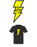 The  Homage to Black Adam Tree-Shirts (New!): one of the Tree-Shirts by DOHP, get it now from the Decorate Our Home Planet Store! We plant 3 Trees for every item sold! - 1