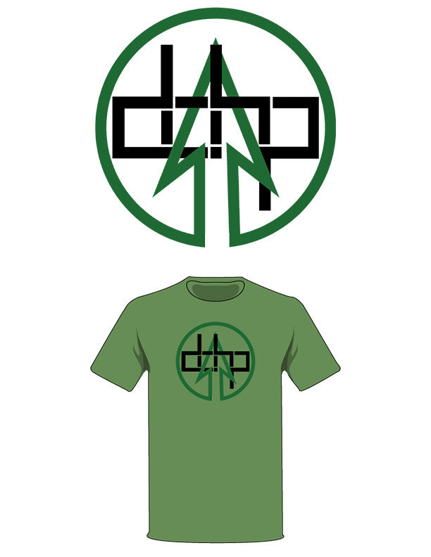 The  Homage to Green Arrow Tree-Shirt (New!): one of the Tree-Shirts by DOHP, get it now from the Decorate Our Home Planet Store! We plant 3 Trees for every item sold! - 2