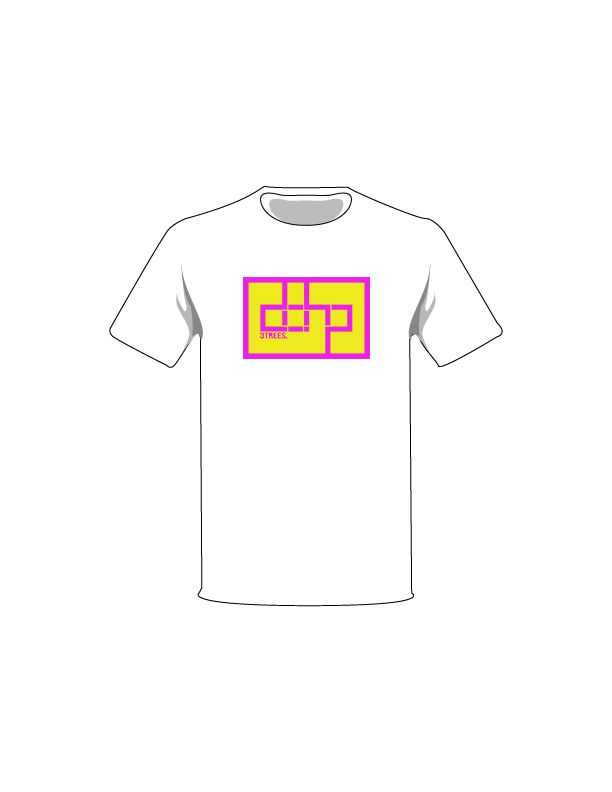 The Magenta / White / Extra Small ColorMeDOHP Custom Tree-Shirts (Yellow Background): one of the Tree-Shirts by DOHP, get it now from the Decorate Our Home Planet Store! We plant 3 Trees for every item sold! - 16