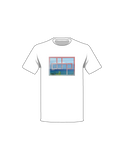 The White / Medium Ocean 1 Tree-Shirts: one of the Tree-Shirts by DOHP, get it now from the Decorate Our Home Planet Store! We plant 3 Trees for every item sold! - 2