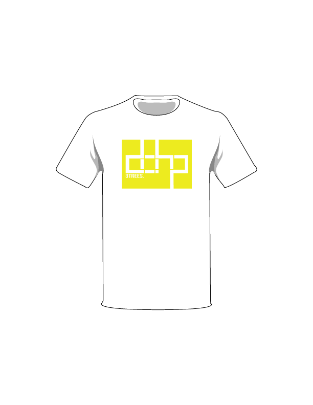 ColorMeDOHP Custom Tree-Shirts (Yellow Background)