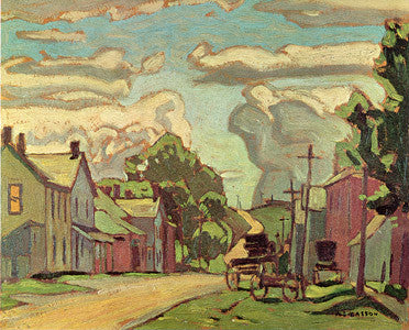 Norval - small reproduction - A.J. Casson