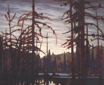 Beaver Swamp, Algoma - Giclee Reproduction