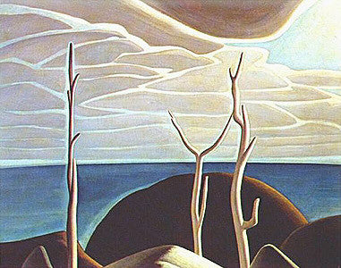 Lake Superior, 1928 - giclee reproduction