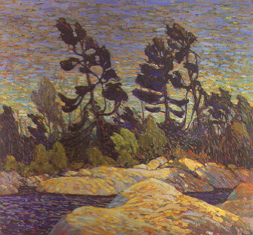 Byng Inlet - giclee reproduction