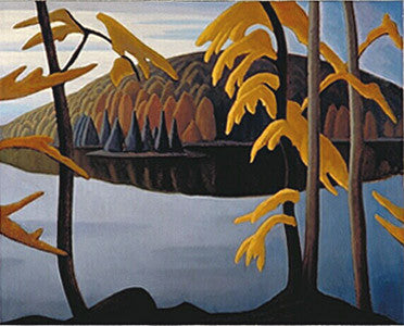 Northern Lake - large reproduction
