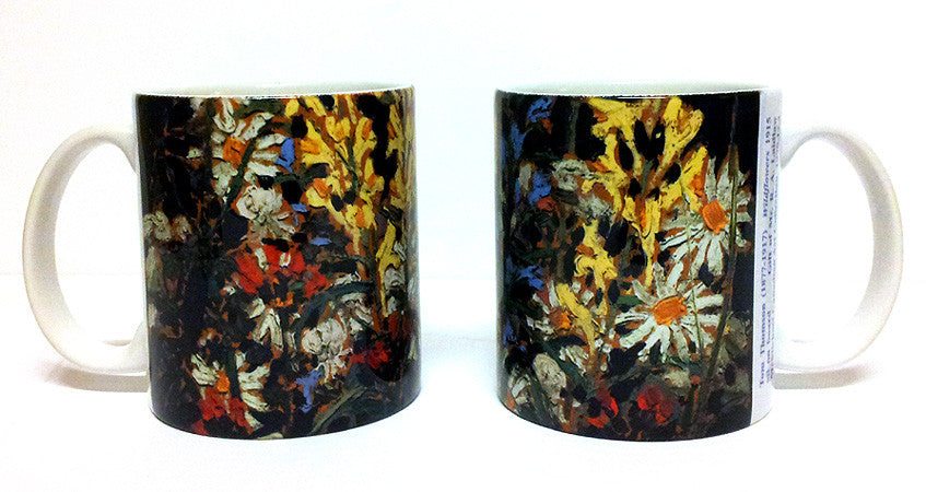 Wildflowers Mug - Tom Thomson