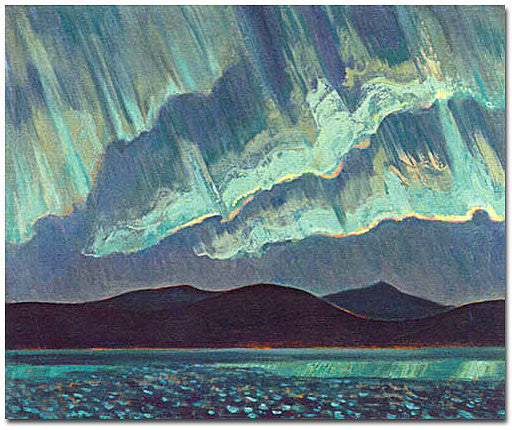 Aurora - A.Y. Jackson - Giclee Reproduction