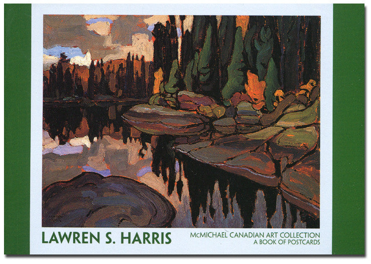 Lawren S. Harris - Book of Postcards