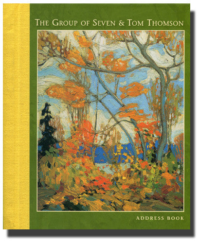 The Group of Seven & Tom Thomson Address Book