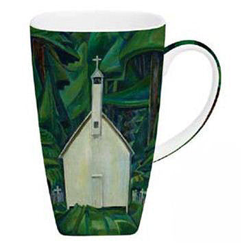 Indian Church - Grande Mug