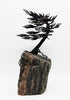 Windswept Pine - Steel Sculpture