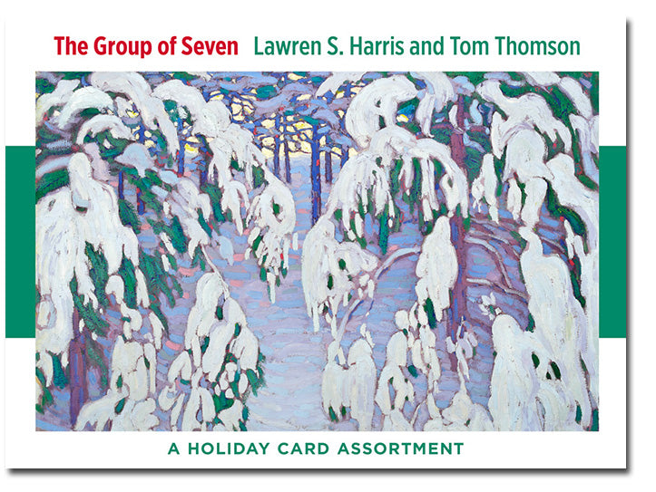 Group of Seven - boxed Season's Greetings cards