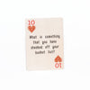Basecamp Playing Cards - First Edition
