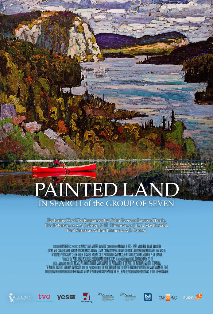 Painted Land: In Search of the Group of Seven - DVD