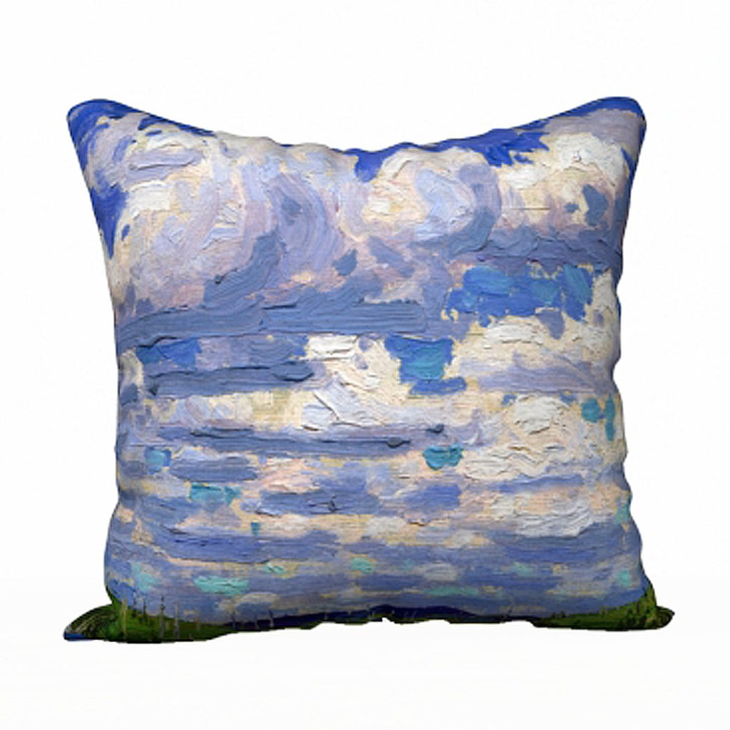 Summer Day - Tom Thomson - pillow