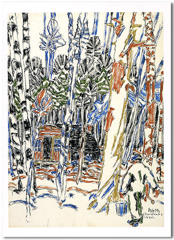 Image result for david milne wartime paintings