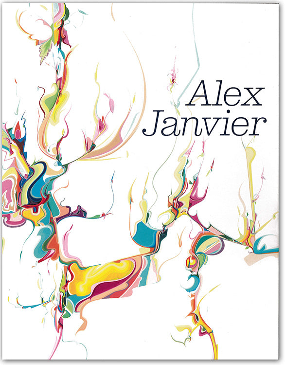Alex Janvier - exhibition catalogue