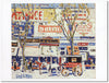 Billboards - postcard - David Milne