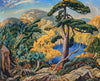 Bright Land - giclee reproduction - Arthur Lismer