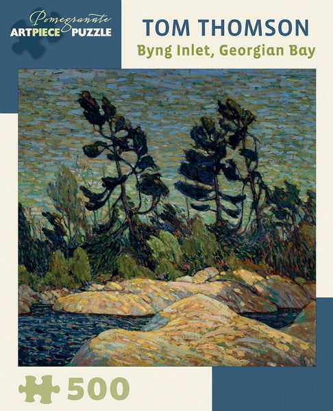 Byng Inlet, Georgian Bay - 500 Piece Jigsaw Puzzle