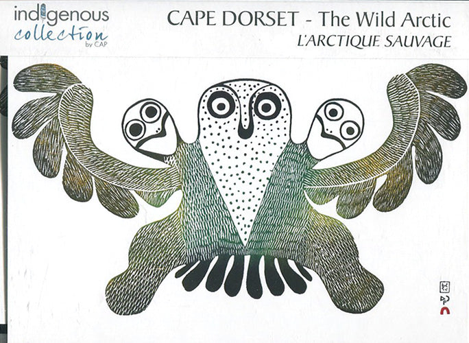 Cape Dorset: The Wild Arctic - boxed cards