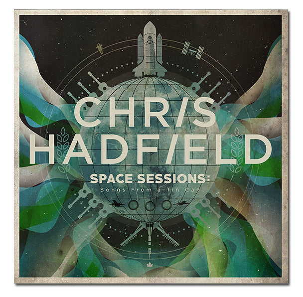 Chris Hadfield: Space Sessions CD