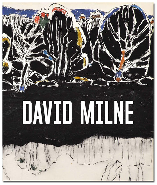David Milne: Modern Painting - softcover