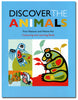Discover the Animals - First Nations and Native Art Colouring Book