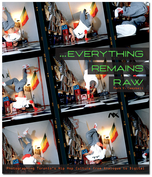Everything Remains Raw - exhibition catalogue