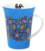 Flowers and Birds - mug