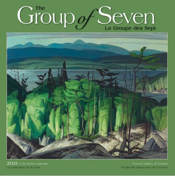 Group of Seven - 2021 Wall Calendar