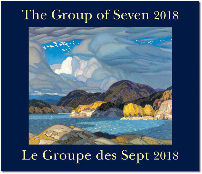 Group of Seven - wall calendar