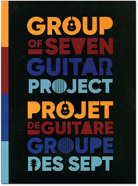 Group of Seven Guitar Project DVD