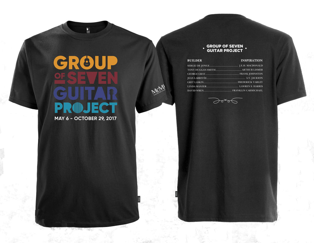 Guitar Project T-shirt - 2XL