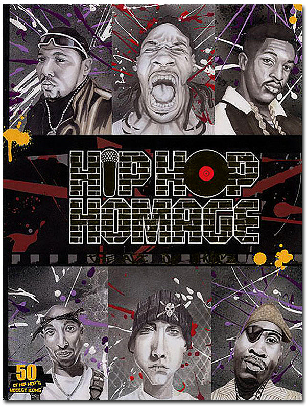 Hip Hop Homage by Eklipz