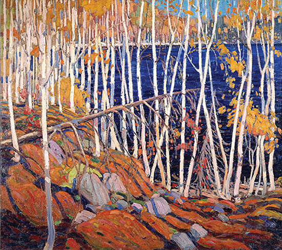 In the North Land - Tom Thomson - giclee<br />27X30.5