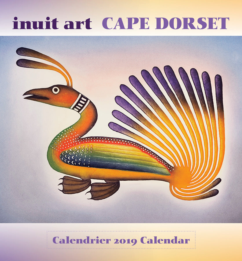 Inuit Art 2019 Mini Wall Calendar