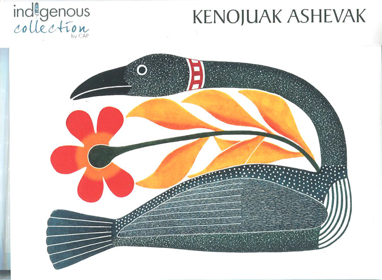 Kenojuak Ashevak - boxed cards